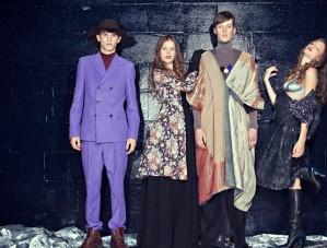 Photo: Kris De Smedt, fashion editor: Kim Peers, Anais,Charlotte,Stef, Sanders at Ullamodels